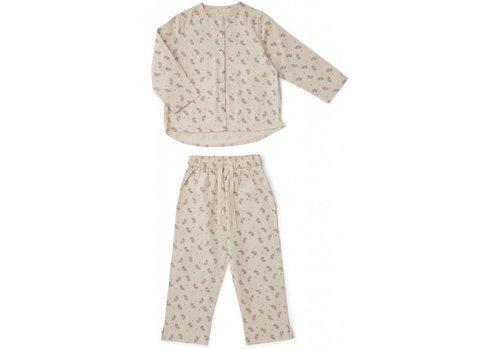 Liewood Olly pyjamas set Fern rose