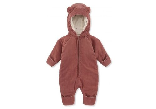 Konges Sløjd Teddy suit cedar wood