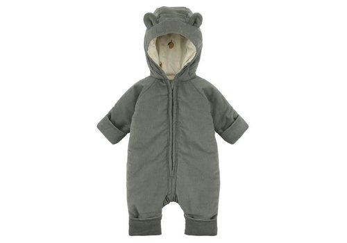 Konges Sløjd Teddy suit ivy green