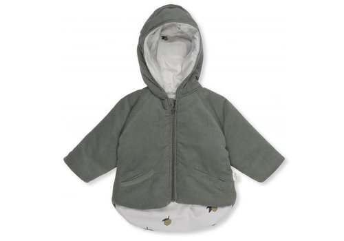 Konges Sløjd Theo jacket ivy green