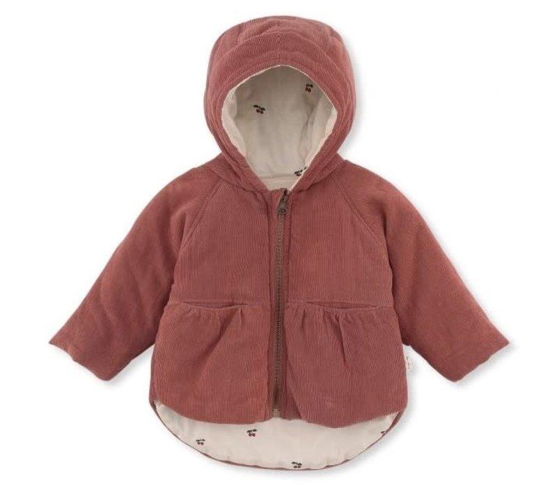 Thea jacket cedar wood