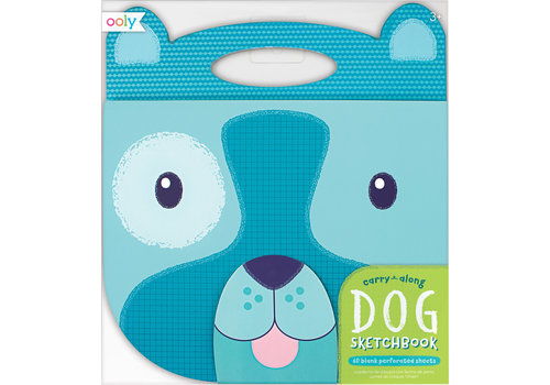 Ooly Schetsboek Hond