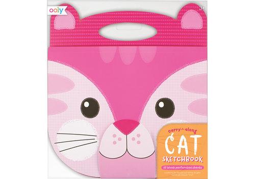 Ooly Schetsboek Kat
