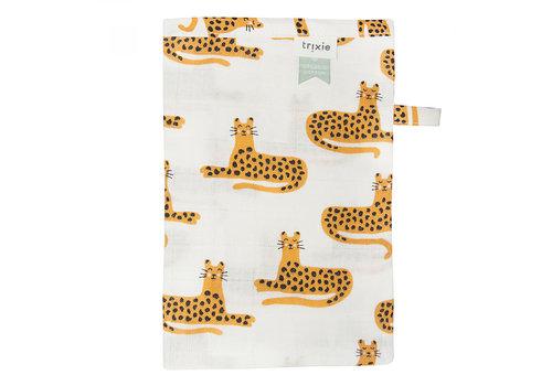 Trixie Baby Hydrofiele washandjes Cheetah