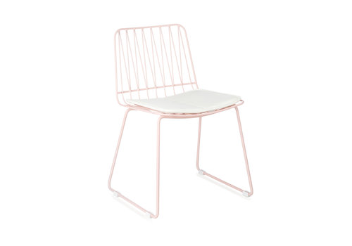 KidsDepot Hippy stool set of 2 pink