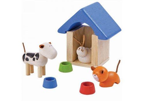PlanToys Huisdieren en Accessoires