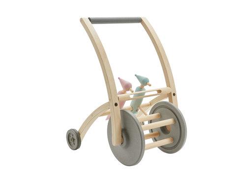 PlanToys Loopwagen Woodpecker