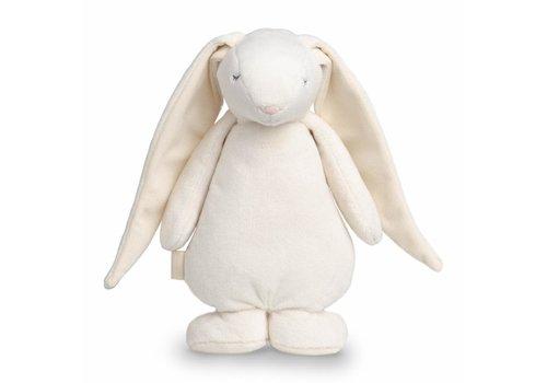 Moonie Moonie konijn met licht en geluid Cream