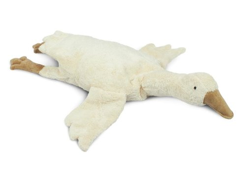 Senger Cuddly animal Goose large white