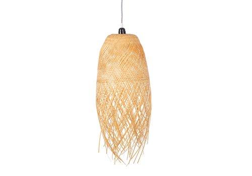 KidsDepot Hanglamp Balu bamboe naturel