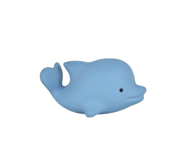 Oceaandiertje natuurrubber dolfijn