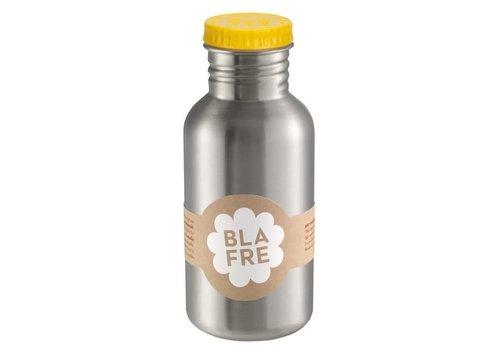 Blafre Steel bottle 500ml yellow