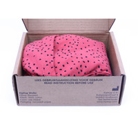 Woller heat pad Jungle red