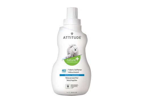 Attitude Sensitive Skin Natural Fabric Softener