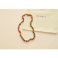 Children's Baltic Amber Necklace - PURIFY
