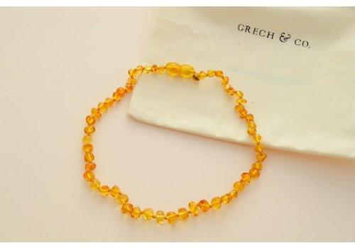 Grech & Co Children's Baltic Amber Necklace - ENLIGHTEN