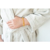 Children's Baltic Amber Bracelet/Anklet - ENLIGHTEN