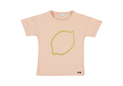 Trixie Baby T-shirt short Lemon Squash