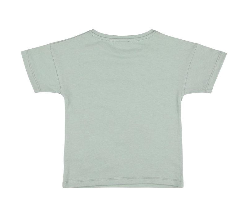T-shirt short Mountains