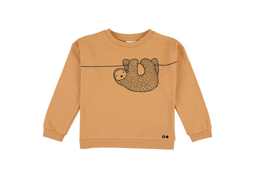 Trixie Baby Sweater Silly Sloth