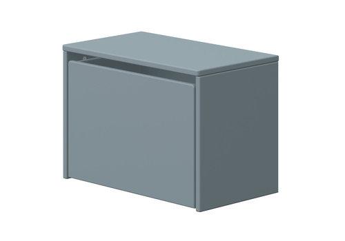 Flexa Storage bench 3-in-1 Light blue