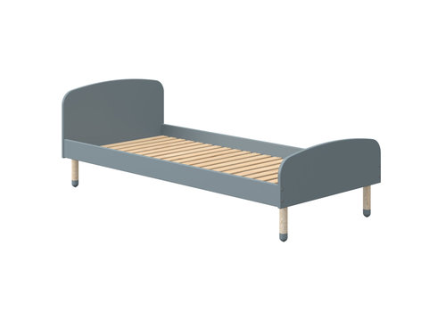 Flexa Play Single Bed 90x200  Light blue