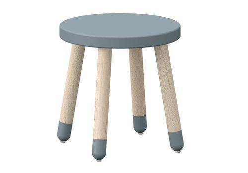 Flexa PLAY Children's stool light blue