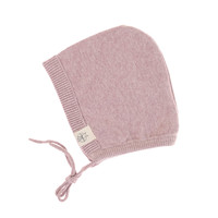 Knitted Cap pink