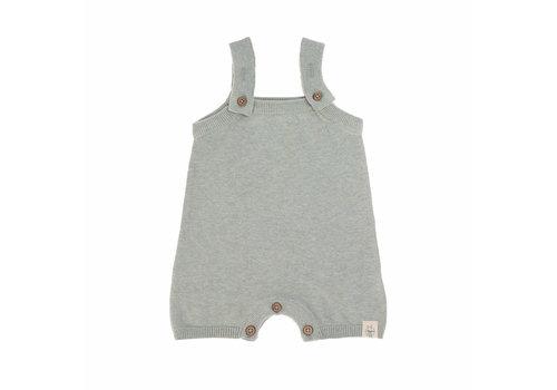 Lässig Knitted Jumpsuit aqua