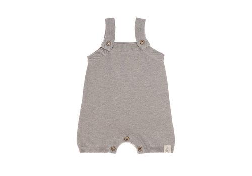 Lässig Knitted Jumpsuit grey