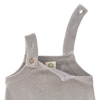 Knitted Jumpsuit grey