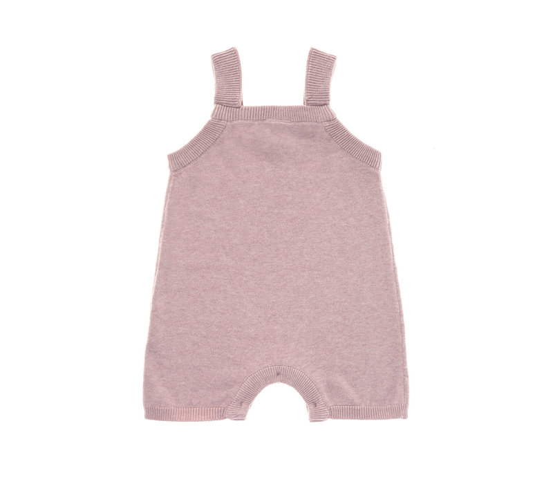Knitted Jumpsuit pink