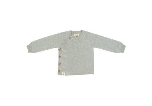 Lässig Knitted Kimono aqua