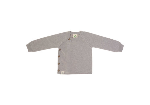 Lässig Knitted Kimono grey