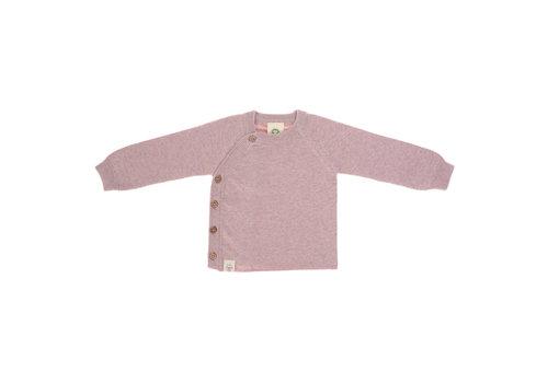 Lässig Knitted Kimono pink