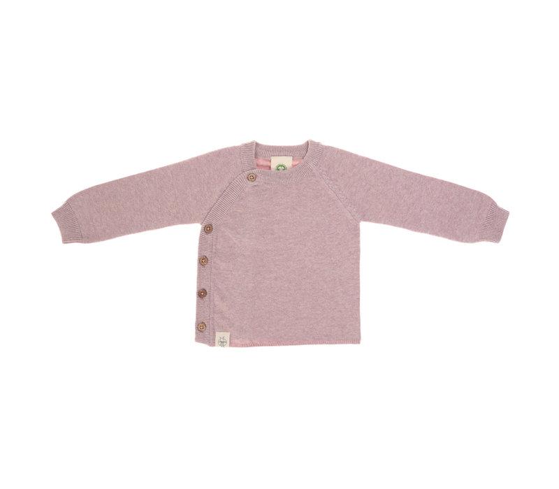 Knitted Kimono pink