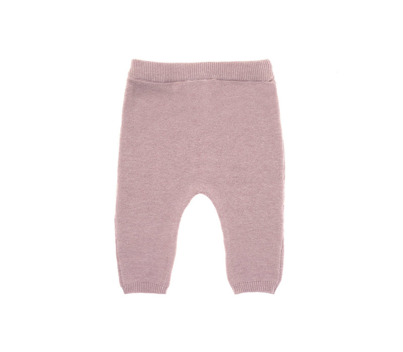 Knitted Pants pink