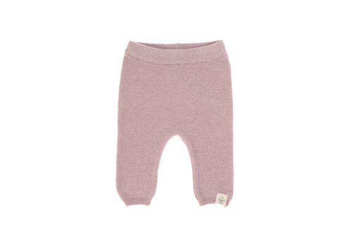 Lässig Knitted Pants pink