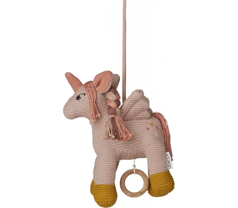 Sue music mobile Unicorn sorbet rose