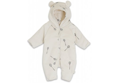 Konges Sløjd New born onesie with hood Smash