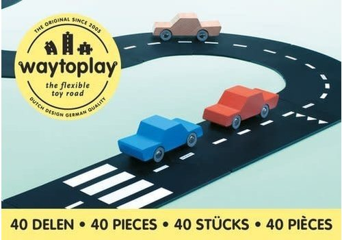 Waytoplay King of the Road (40 delen)