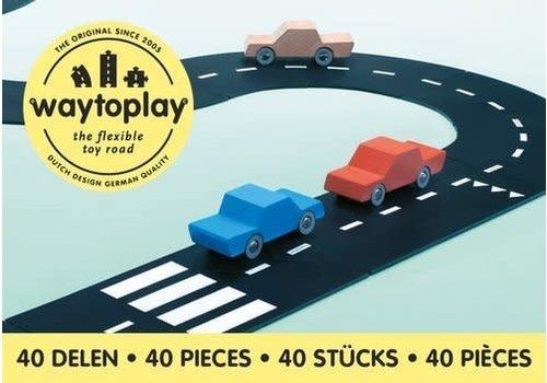 Waytoplay W2P King of the Road (40 parts)