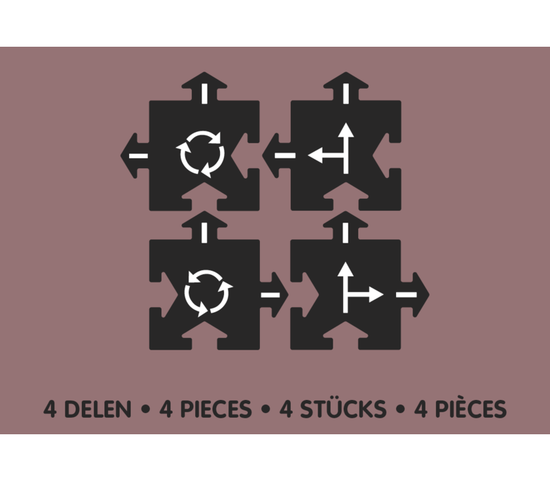 W2P Crossing Extension Set