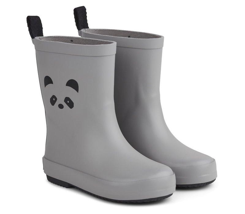Regenlaarsjes Rio Panda dumbo grey