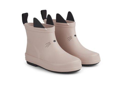 Liewood Tobi rain boots Cat rose