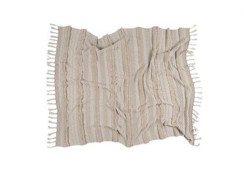 Lorena Canals Blanket Air Dune White 125x150
