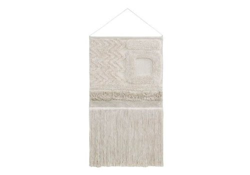 Lorena Canals Wall hanging Earth Natural 50x85