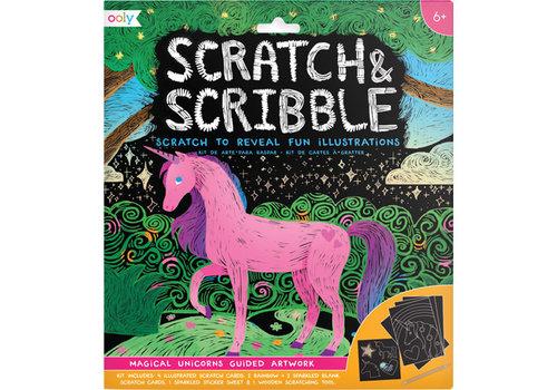 Ooly Krasboek ''Magical Unicorns''