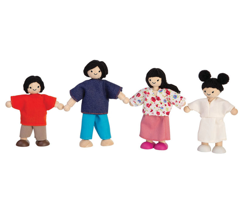Poppenfamilie (Aziatisch)
