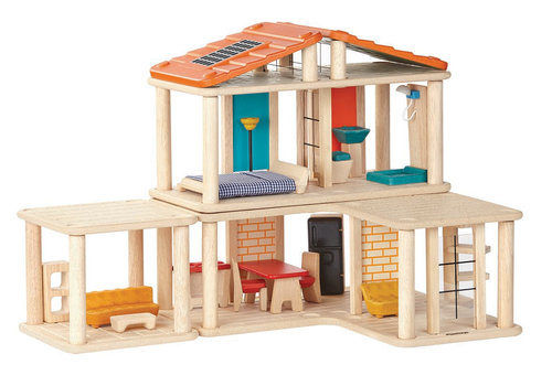 PlanToys Creative play house